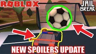 [FULL GUIDE] NEW SPOILERS UPDATE! | Roblox Jailbreak