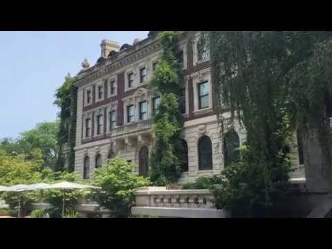 The Cooper-Hewitt Design Museum - Once the Mansion of Andrew Carnegie