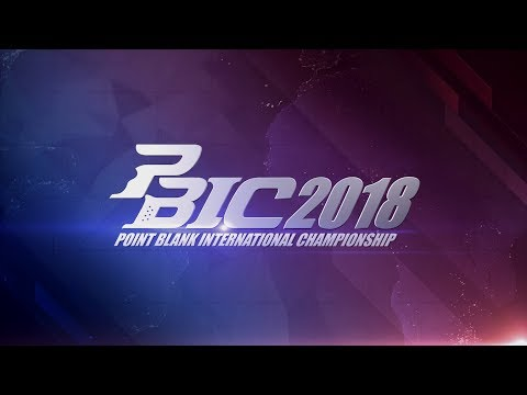 PBIC 2018 Semi Finals & 3rd Place Playoff & Final