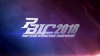 PBIC 2018 Semi Finals & 3rd Place Playoff & Final