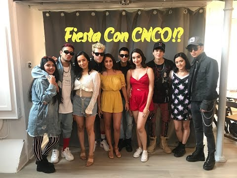 I Partied With CNCO!?