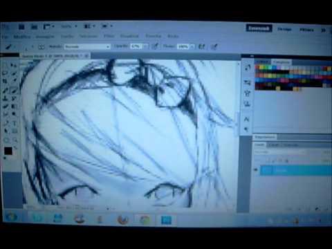 Disegno con tavoletta grafica youtube - Tavola grafica per pc ...