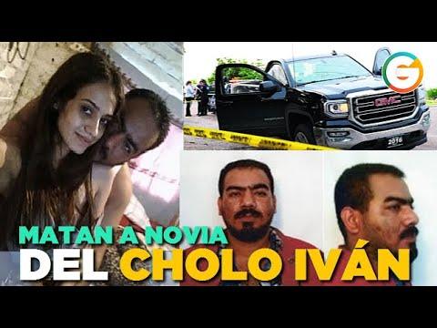 """Muere en tiroteo la novia de """"El Cholo Iván""""  jefe de sicarios de 'El Chapo'"""