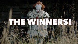 Winners Of The @JakobOwens Short Horror Film Contest 2019!