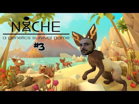 Sürünün Hastalıkla Savaşı - Niche A Genetic Survival Game # 3