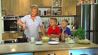 Вкусные уроки - Выпуск 7 - Кухня ТВ