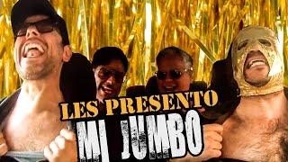 Jumbo y Super Escorpión Dorado al volante