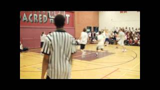 Teacher Gets CROSSED! (Students Vs Teachers Basketball Game)