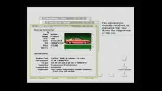 IBM Common User Access (CUA) Animation Workplace