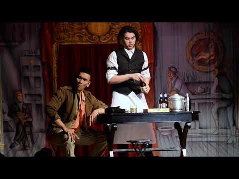 Vegas City Opera Presents The Face on the Baroom Floor