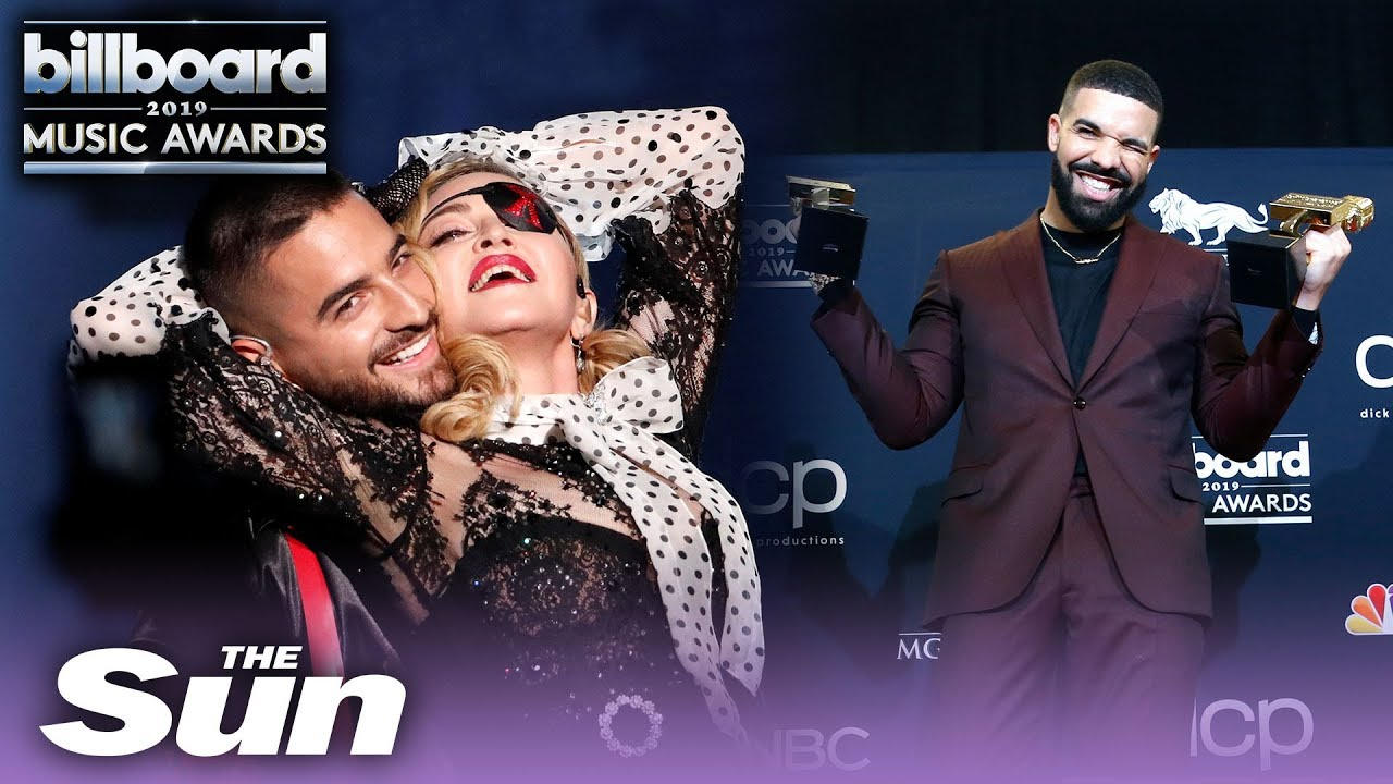 Billboard Music Awards 2019: Taylor Swift, BTS, Madonna and more