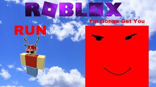 Try Not To Get Hit By The Speeding Wall in Roblox!!