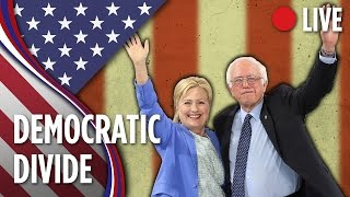 Will Democrats Ever Unite Behind Hillary Clinton? | LIVE From The DNC