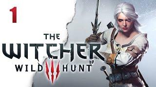THE WITCHER 3 Gameplay German PC  Deutsch Part 1| Let