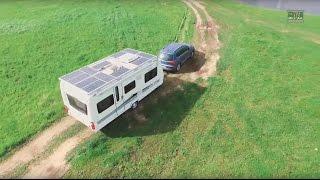 Солнечные батареи. На доме на колесах! www.invertor.ru(, 2016-07-20T06:11:44.000Z)