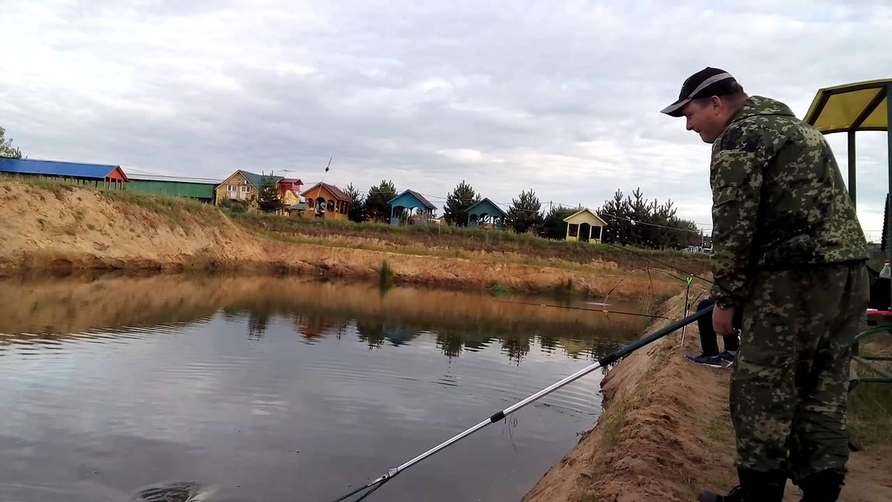 рыбалка в мячково фото
