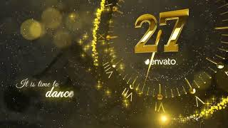 New Year 2020 Countdown 2020 After Effects Project Files hive template