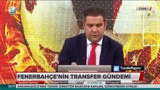 FENERBAHÇE TRANSFER GÜNDEMİ - ELJİF ELMASA İNTER DEN TEKLİF