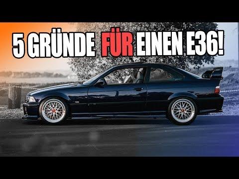 5 Gründe FÜR Einen BMW E36 | BAVMO Top 5