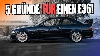 5 Gründe FÜR einen BMW E36   BAVMO Top 5