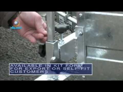 Lightweight Trailer Mast System | Total Mast Solutions