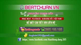 [Beat] Thuở Ấy Có Em - Trần Thái Hòa (Phối Chuẩn)