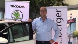 Skoda, Octavia G-Tec im Autohaus Berger