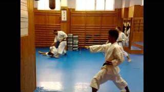 Examen 4º Dan Kidokan - Bunkai Sochin