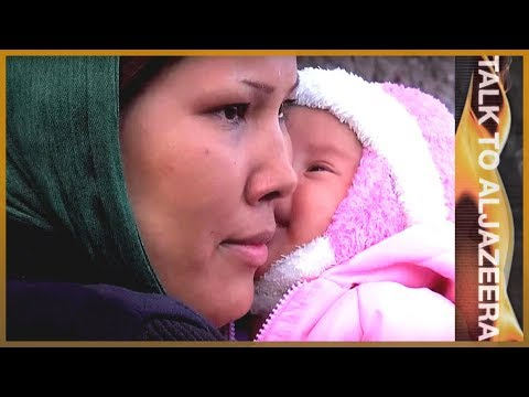 Talk to Al Jazeera - Syrian refugee: 'I'm scared of the way