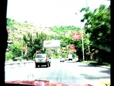 Road To Masiv Yerevan Armenia