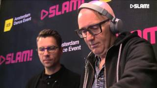 Chocolate Puma (DJ-set) at SLAM! MixMarathon live from ADE