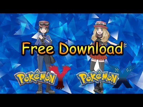 How To Get Pokemon X And Y Free Download Tutorial