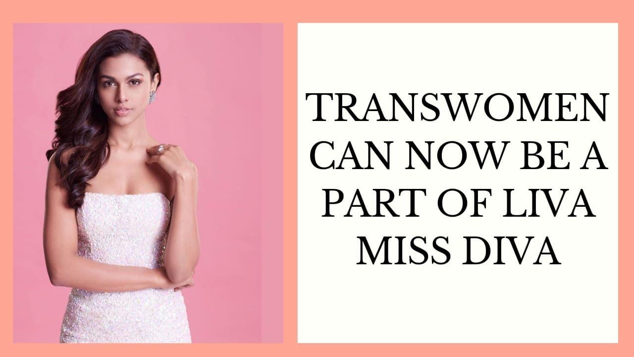 Adline Castelino Explain Transwomen Eligibility Criteria For LIVA Miss Diva 2021