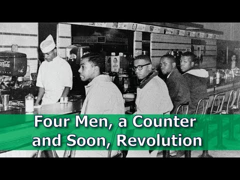 The International Civil Rights Center and Museum: From Lunch Counter to Revolution