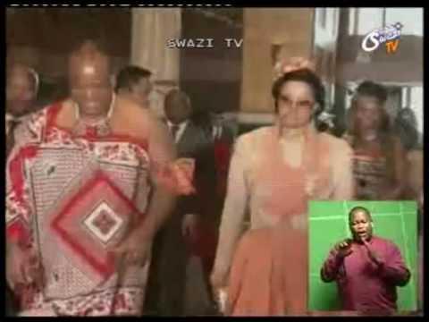 His Majesty King Mswati III has arrived in Malaysia