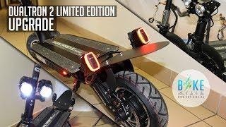 видео Электросамокат Dualtron2 LTD (Limited) купить в Москве – цены, фото, характеристики