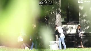 Чалавеку кепска. Мінск / Человеку плохо. Person feel sick (social experiment in Minsk )