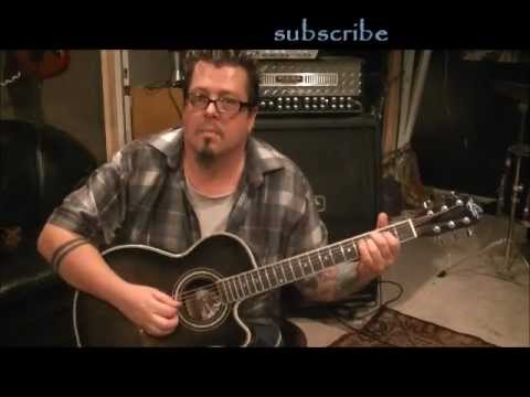 How to play What Hurts The Most by Rascal Flatts on guitar by Mike ...