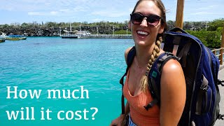 Prepare for PARADISE | Van Life to the Galapagos (with costs $)