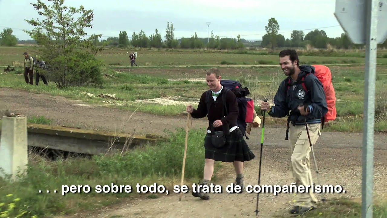 Avance Preliminar - The Camino Documentary (ESP)
