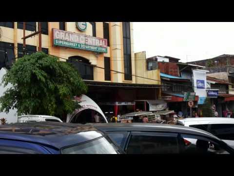 Suasana Kota Tomohon, Sulawesi Utara