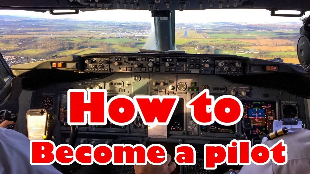 How to become a pilot (and some cost savings) - YouTube