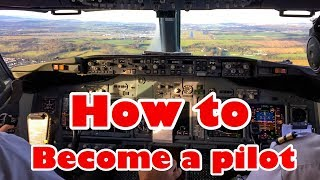 How to become a pilot (and some cost savings)