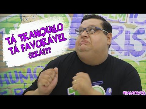 TÁ TRANQUILO, TÁ FAVORÁVEL - FALA PASTÔ #42
