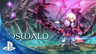 Odin Sphere Leifthrasir - Oswald Trailer | PS4, PS3, PS Vita
