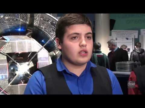 "Interview - 'Leonardo Da Vinci' / ინტერვიუ - ""ლეონარდო და ვინჩი"""