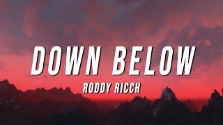 Roddy Ricch - Down Below (TikTok Remix) [Lyrics]