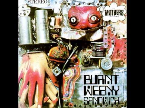 The Mothers of Invention - Igor's Boogie, Phase Two/Holiday in Berlin, Full Blown/Aybe Sea