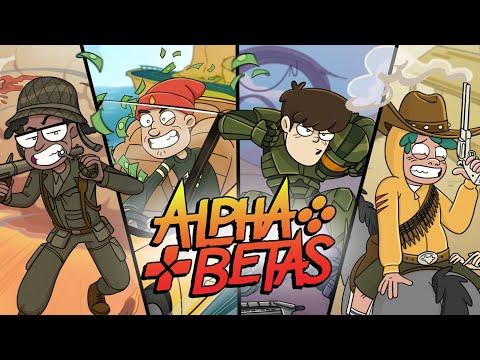 Alpha Betas - This is Alpha Team (Pilot Episode)