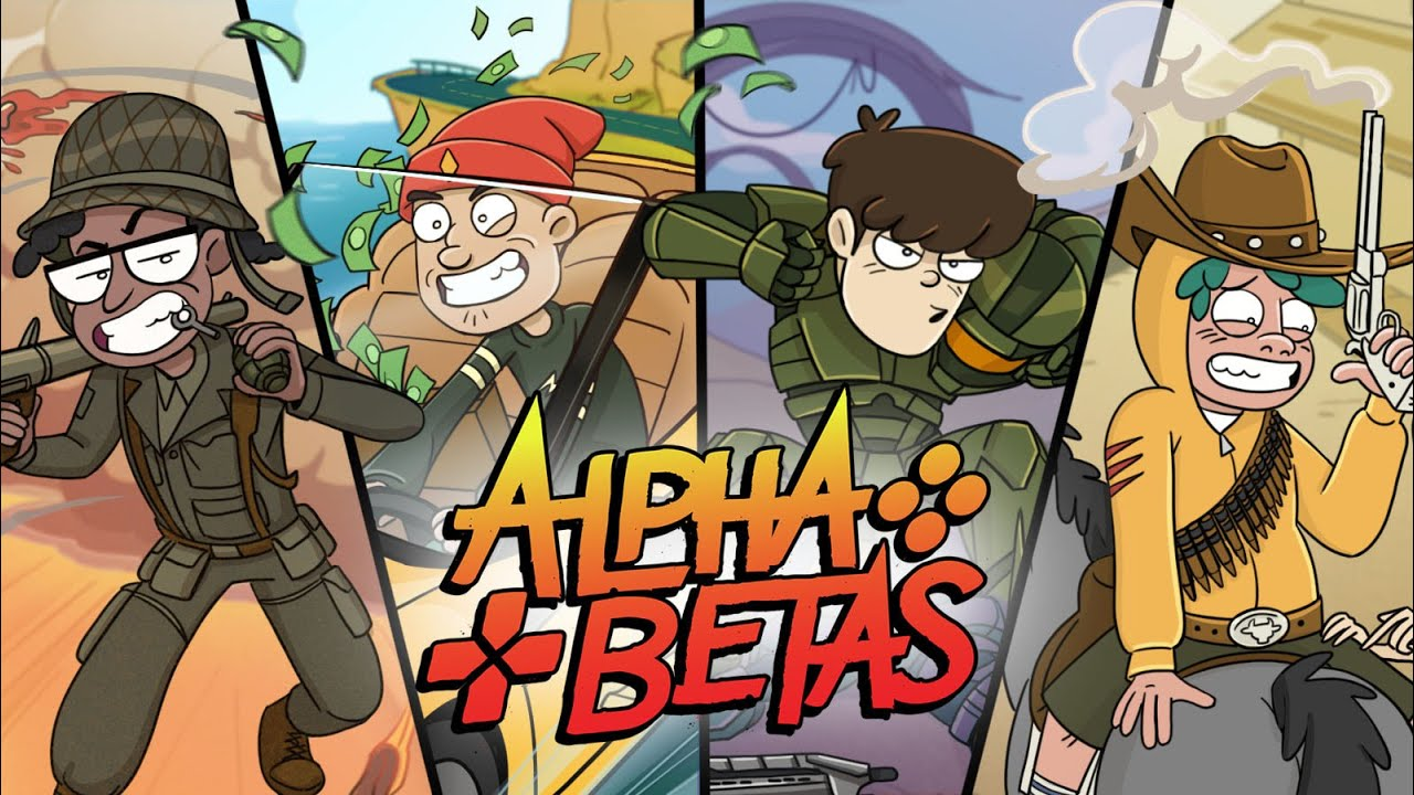 Download Alpha Betas - This is Alpha Team (Pilot Episode)